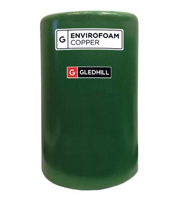 EnviroFoam Copper - Vented Cylinder