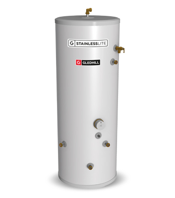 StainlessLite Indirect - Unvented Cylinder