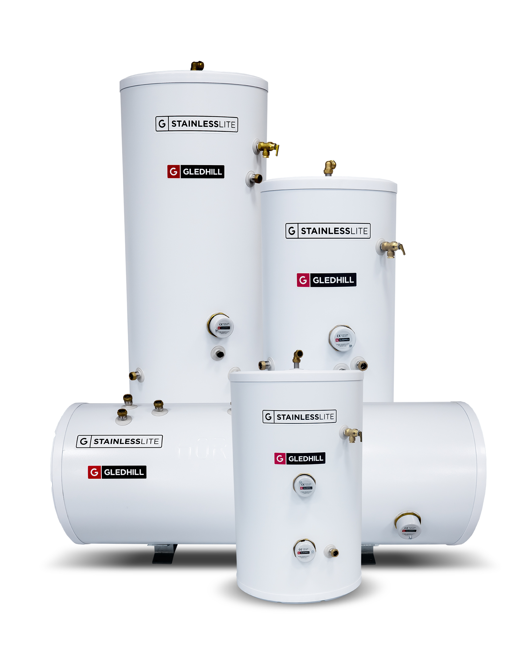 StainlessLite unvented cylinders