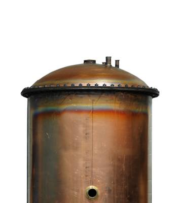 Copper Commercial Range | Gledhill
