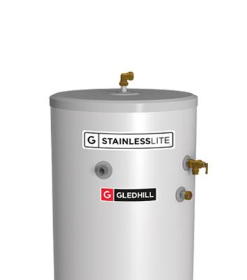 StainlessLite Plus Heat Pump