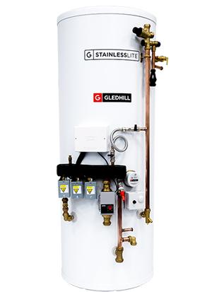 StainlessLite Plus Pre-Plumbed