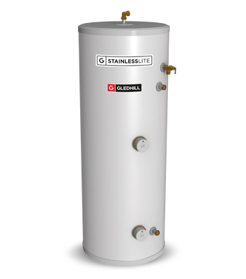 StainlessLite Direct - Unvented Cylinder