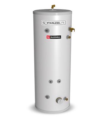 StainlessLite Heat Pump - Unvented Cylinder