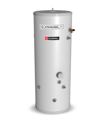 StainlessLite Pro Indirect - Unvented Cylinder