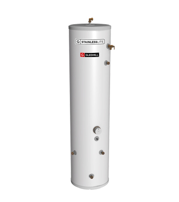 StainlessLite Slimline - Unvented Cylinder