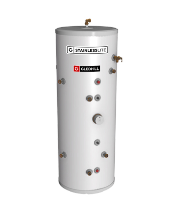 StainlessLite Solar - Unvented Cylinder