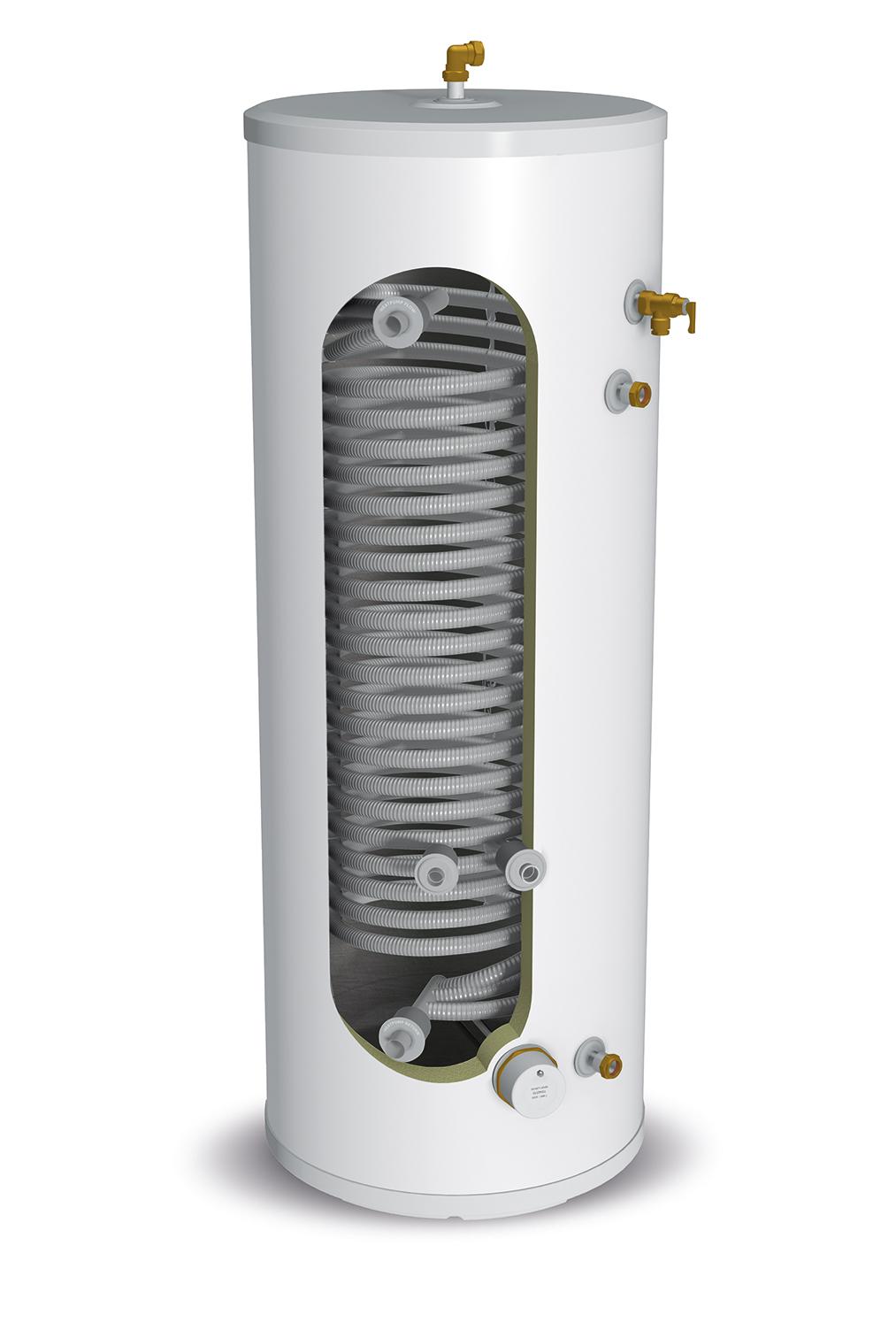 Cylinder for Heat Pumps