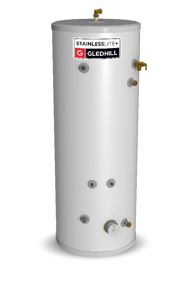 Stainless Lite Plus Cylinder for Heat Pump