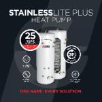 Stainless Lite Plus Heat Pump